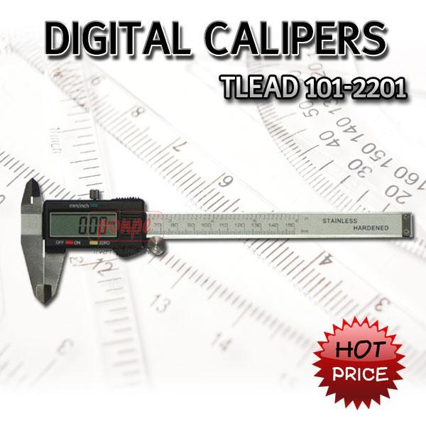 101-2201 เวอร์เนีย แบบดิจิตอล DIGITAL CALIPERS