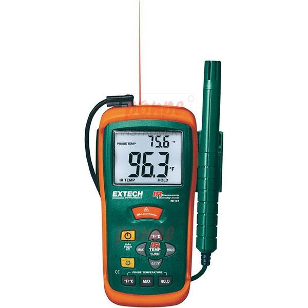Hygro-Thermometer + InfraRed Thermometer RH101
