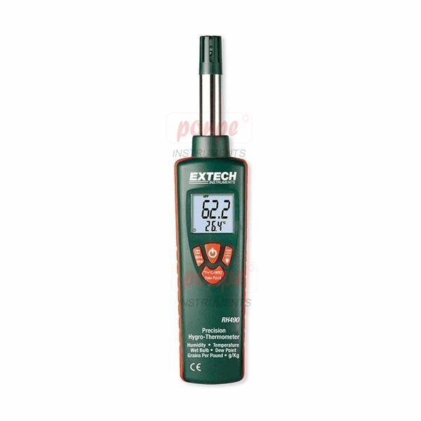 Precision Hygro-Thermometer RH490