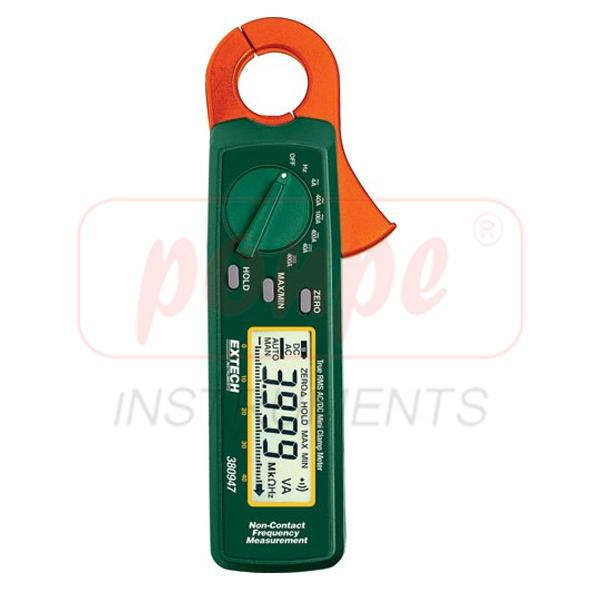 400A True RMS AC/DC Mini Clamp Meter 380947