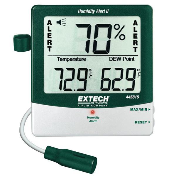 445815 เครื่องวัดอุณหภูมิ ความชื้น Hygro-Thermometer