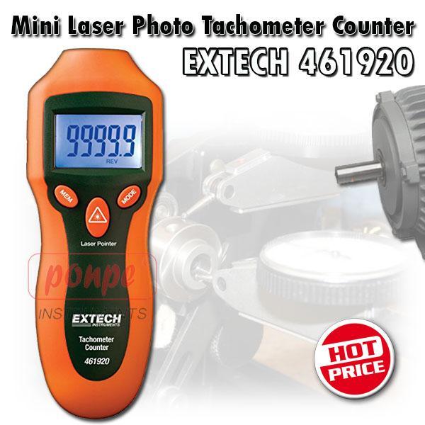 461920 EXTECH เครื่องวัดความเร็วรอบ Tachometer