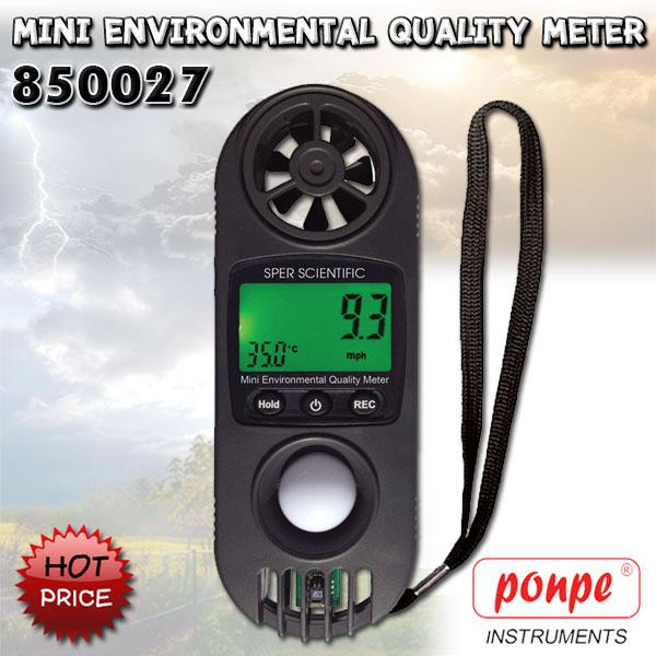 850027 SPER SCIENTIFIC Mini Environmental Quality Meter