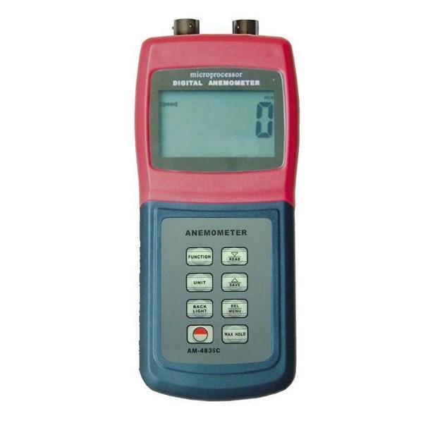 Anemometer เครื่องวัดความเร็วลม AM-4836C