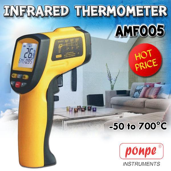 Infrared Thermometer เครื่องวัดอุณหภูมิ AMF005