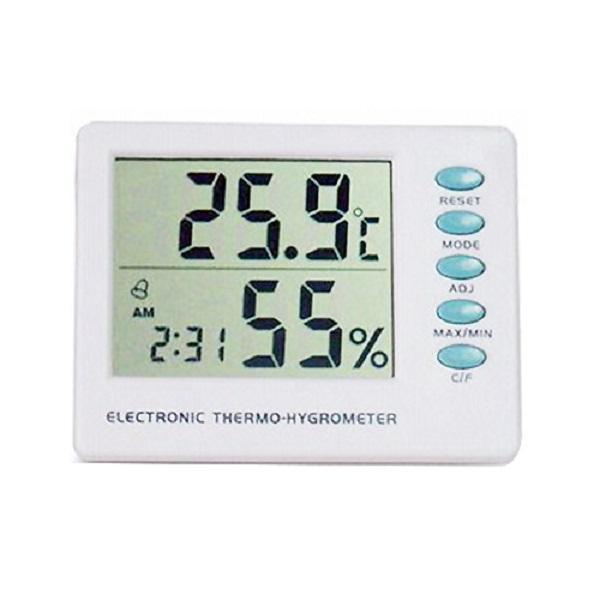 AMT-106 TLEAD เครื่องวัดอุณหภูมิและความชื้น