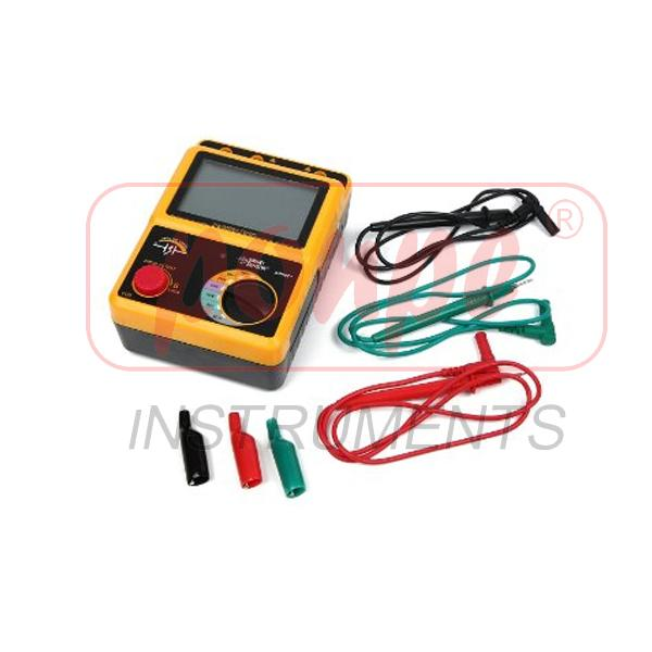 High voltage insulation tester AR907+