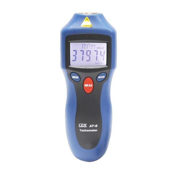 AT-8 / CEM เครื่องวัดความเร็วรอบ Contact / Non-contact Tachometers