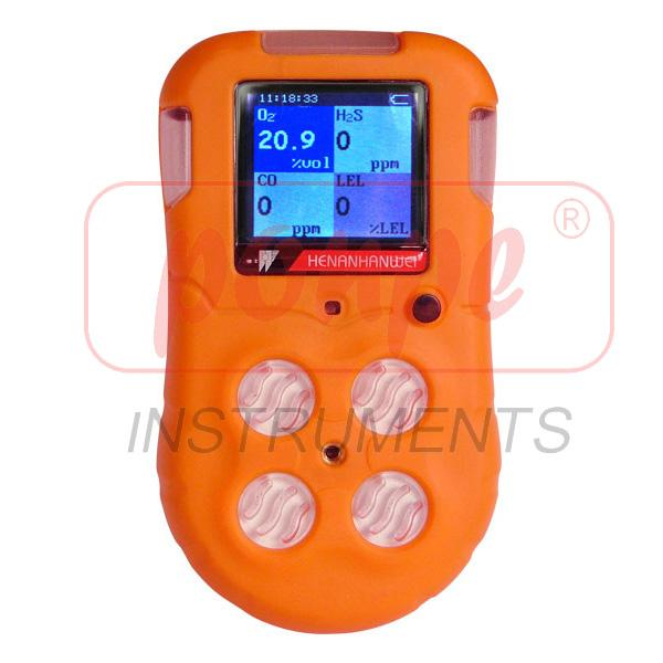BX616 Multi Gas Detector