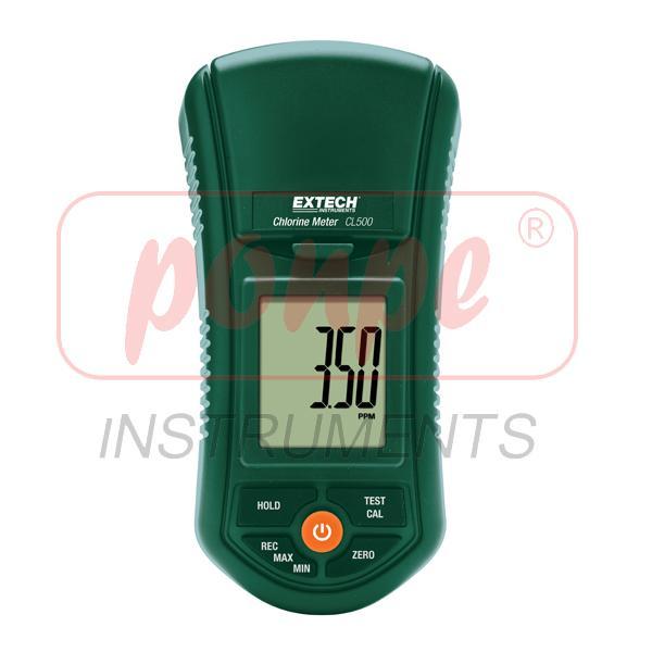 Free and Total Chlorine Meter CL500