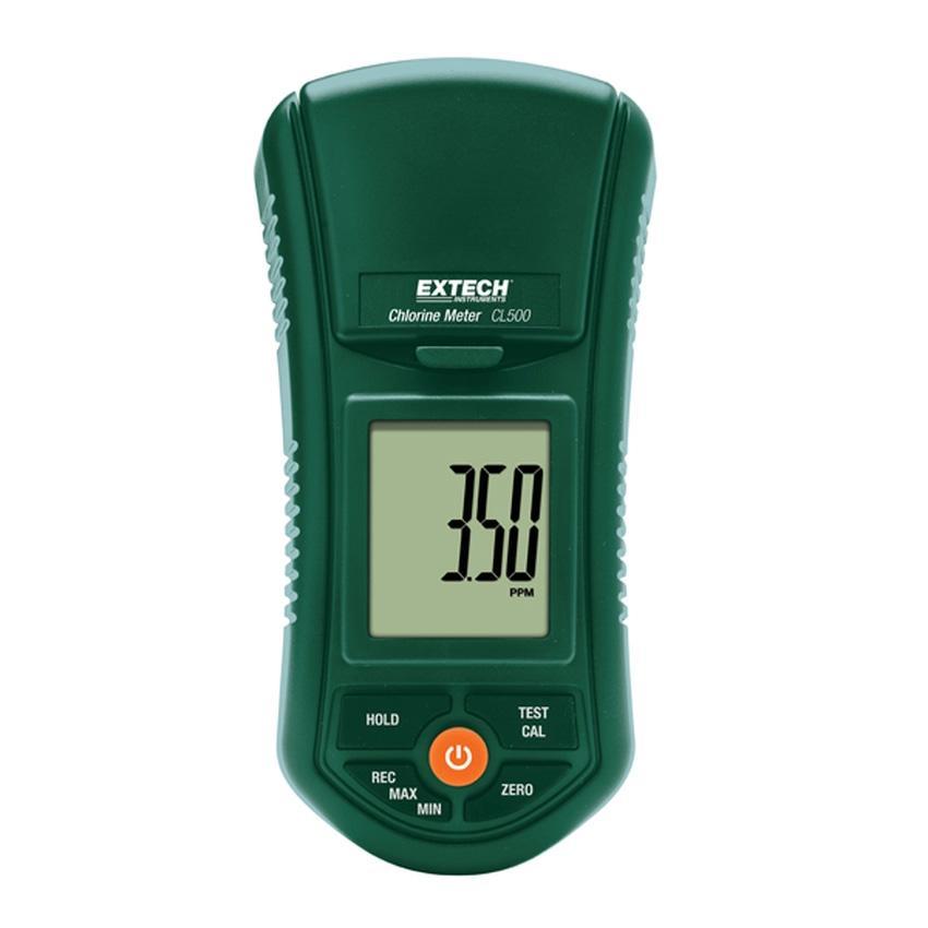 CL500 EXTECH เครื่องวัดคลอรีน Free and Total Chlorine Meter