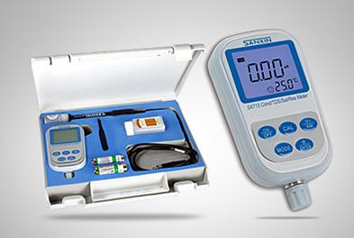 CON900 AMTAST เครื่องวัดความนำไฟฟ้า Conductivity Meter