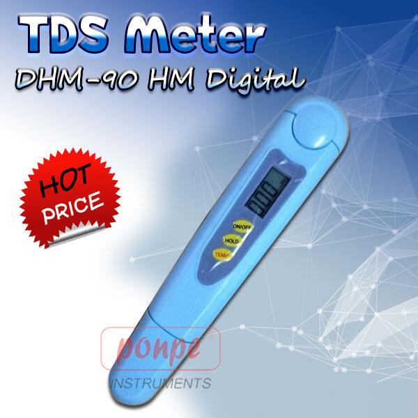 DHM-90 HM Digital เครื่องวัดทีดีเอส TDS Meter