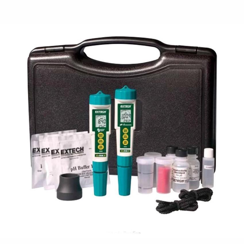 DO610 เครื่องวัด Waterproof 6 in 1 : DO,pH,EC,TDS,Salt,Temp