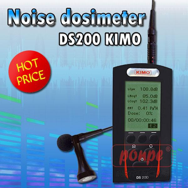 DS200 Noise dosimeter เครื่องวัดเสียง
