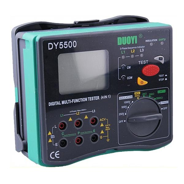 Multi Function Tester DY5500