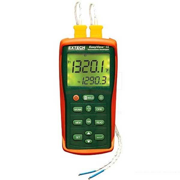 เครื่องวัดอุณหภูมิ รุ่น EA15
