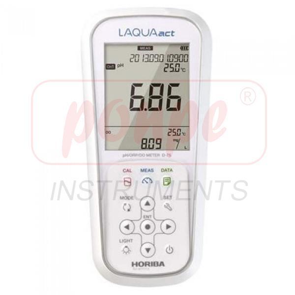 EC110 Horiba Scientific Conductivity/TDS/Res/Temp meter