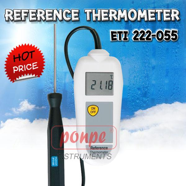 ETI 222-055 Reference thermometer calibration thermometer