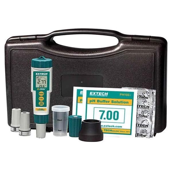 EXTECH EX900 เครื่องวัดคลอรีน ExStik 4-in-1 Chlorine, pH, ORP, Temp