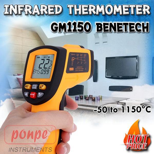 GM1150 BENETECH เครื่องวัดอุณหภูมิอินฟราเรด Infrared Thermometer