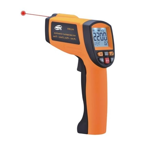 GM2200 Benetech เครื่องวัดอุณหภูมิอินฟราเรด Infrared Thermometer