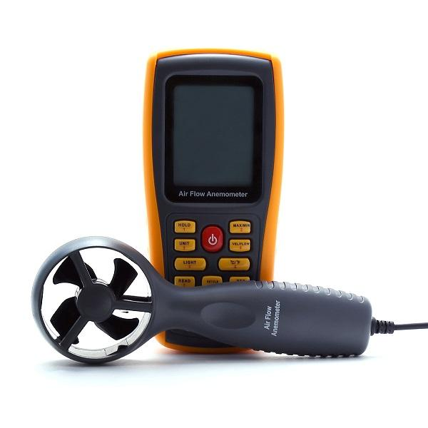 GM8902 BENETECH เครื่องวัดความเร็วลม Anemometer