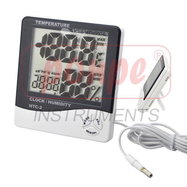 HTC-2 TLEAD เครื่องวัดอุณหภูมิและความชื้น