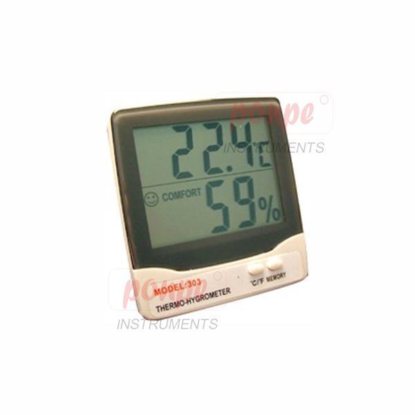 Thermometer เครื่องวัดอุณหภูมิ และความชื้น HY-303