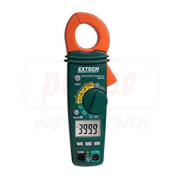 MA220 Extech AC/DC Clamp Meter