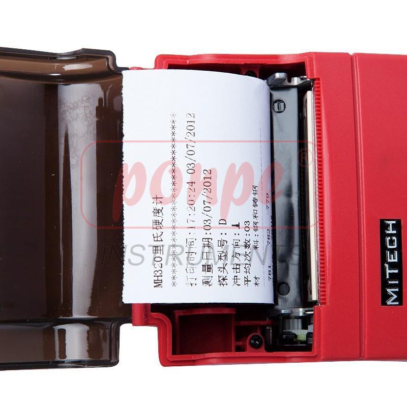 MH320 MITECH เครื่องวัดความแข็ง Hardness Tester
