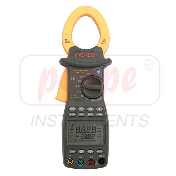 Digital Power Clamp Meter MS2203