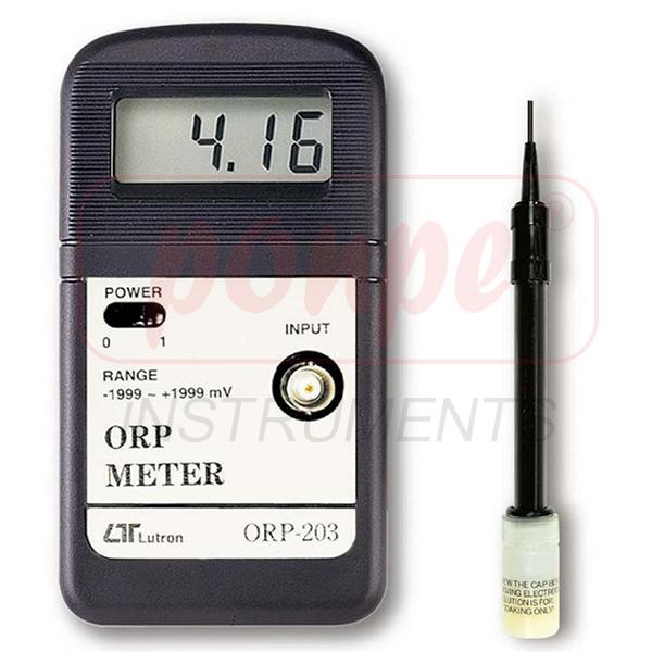 ORP-203 LUTRON ORP METER