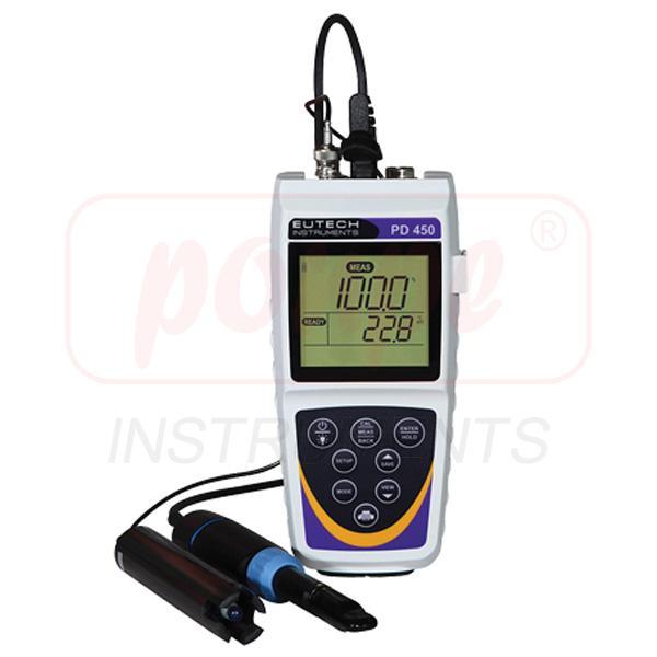 เครื่องวัดออกซิเจนในน้ำ รุ่น PD 450