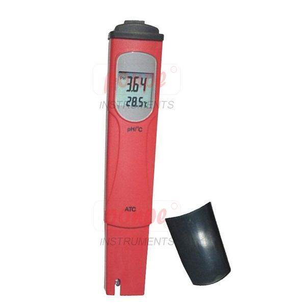 เครื่องวัดกรดด่าง พีเอช มิเตอร์ เครื่องวัดอุณหภูมิ pH-009