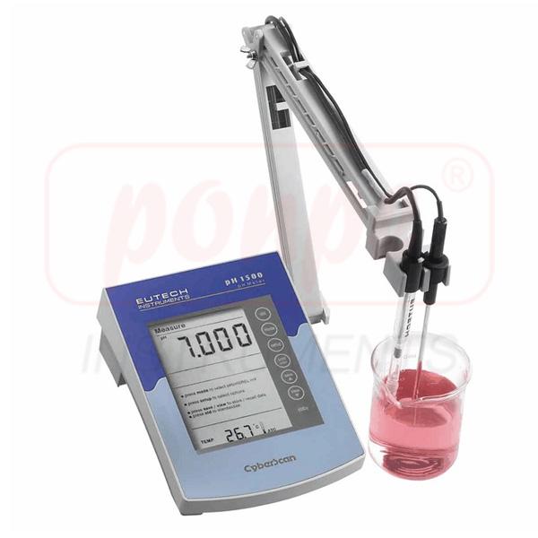 เครี่องวัดกรดด่าง pH Meter Eutech model CyberScan pH1500