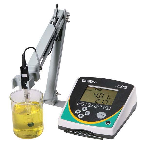 Eutech pH2700 pH / mV-Redox-ORP / Temperature