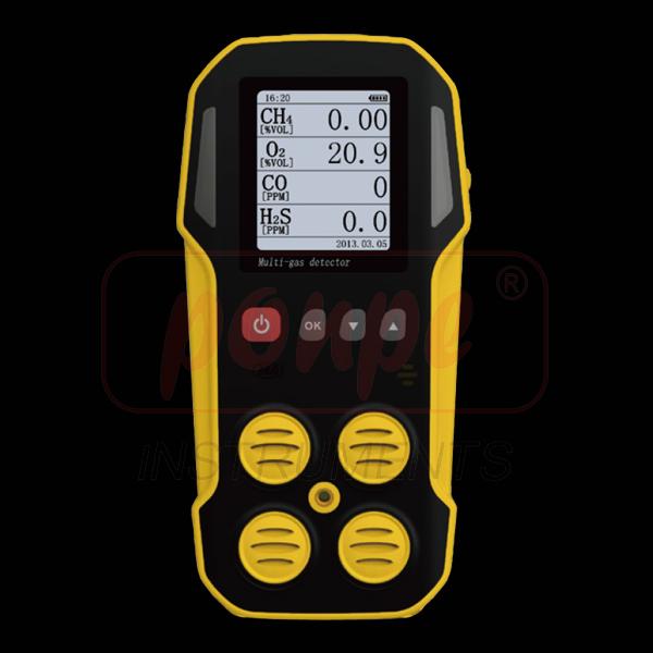 PONPE 320 Series เครื่องวัดแก๊ส Multi Gas Detector