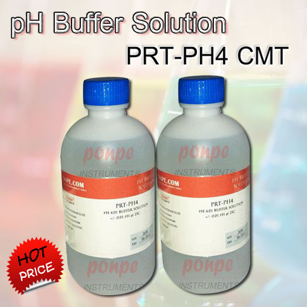 pH Buffer Solution PRT-PH4