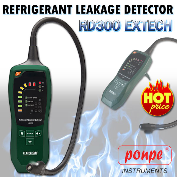 Refrigerant Leakage Detector RD300