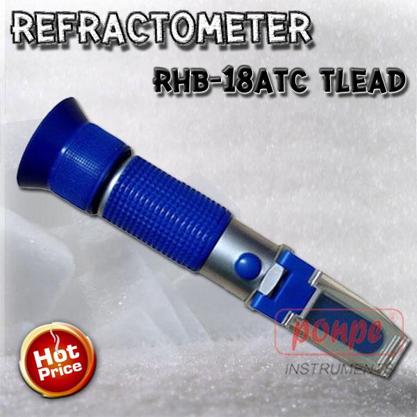 Refractometer เครื่องวัดค่าความหวาน RHB-18ATC