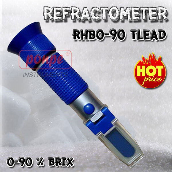 Handheld Refractometer 0-90%  RHBO-90