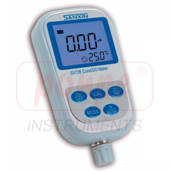 เครื่องวัดค่าออกซิเจนในน้ำ รุ่น SX726