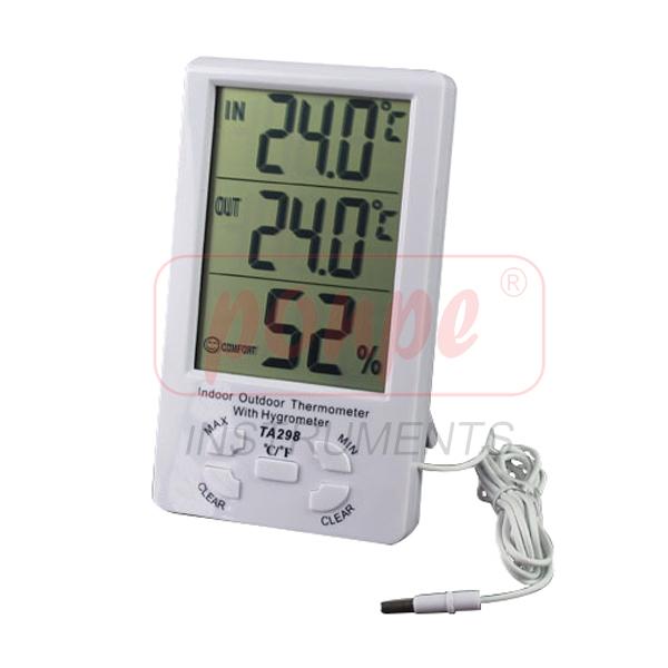 TA298 Tlead เครื่องวัดอุณหภูมิ ความชื้น Thermo-Hygrometer