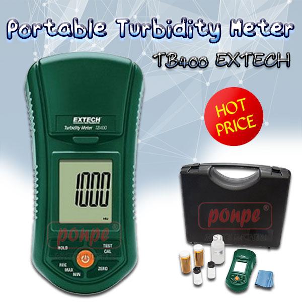 TB400 EXTECH เครื่องวัดความขุ่น Portable Turbidity Meter