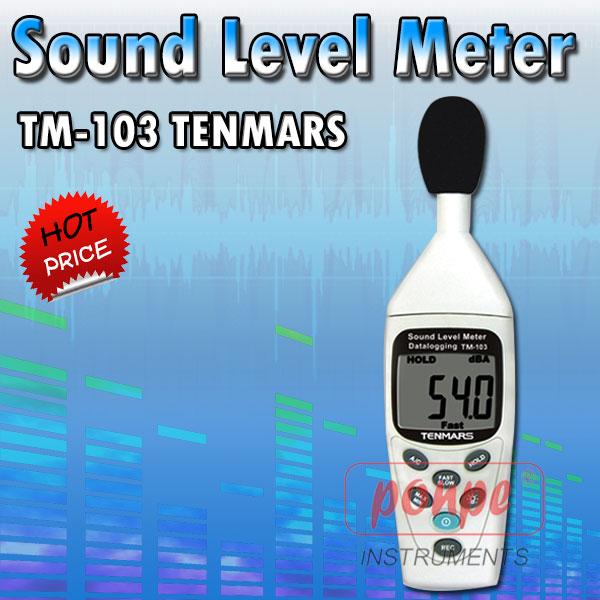 TM-103 TENMARS เครื่องวัดเสียง Sound Meter