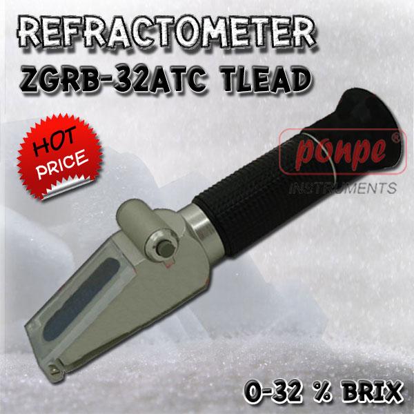 TLEAD Refractometer เครื่องวัดค่าความหวาน ZGRB-32ATC