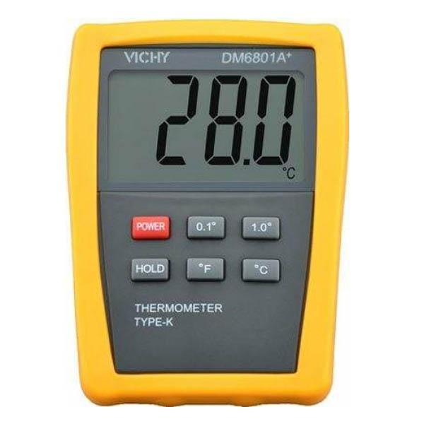 DM6801A+ Digital Temperature Meter