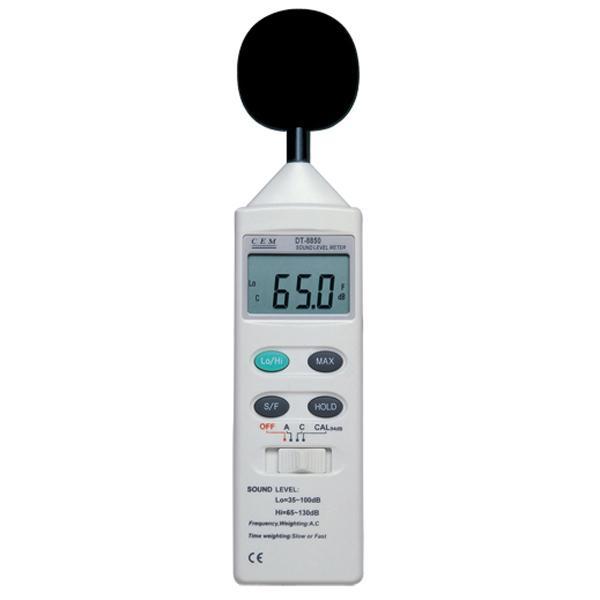 ST-8850/DT-8850 CEM เครื่องวัดเสียง Sound Meter