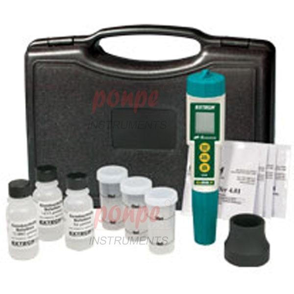 EC510 EXTECH Waterproof ExStik II pH/Conductivity/TDS/Salt/Temp Meter EC510